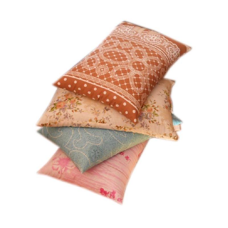 Подушка из гречневой шелухи 40х60 см
